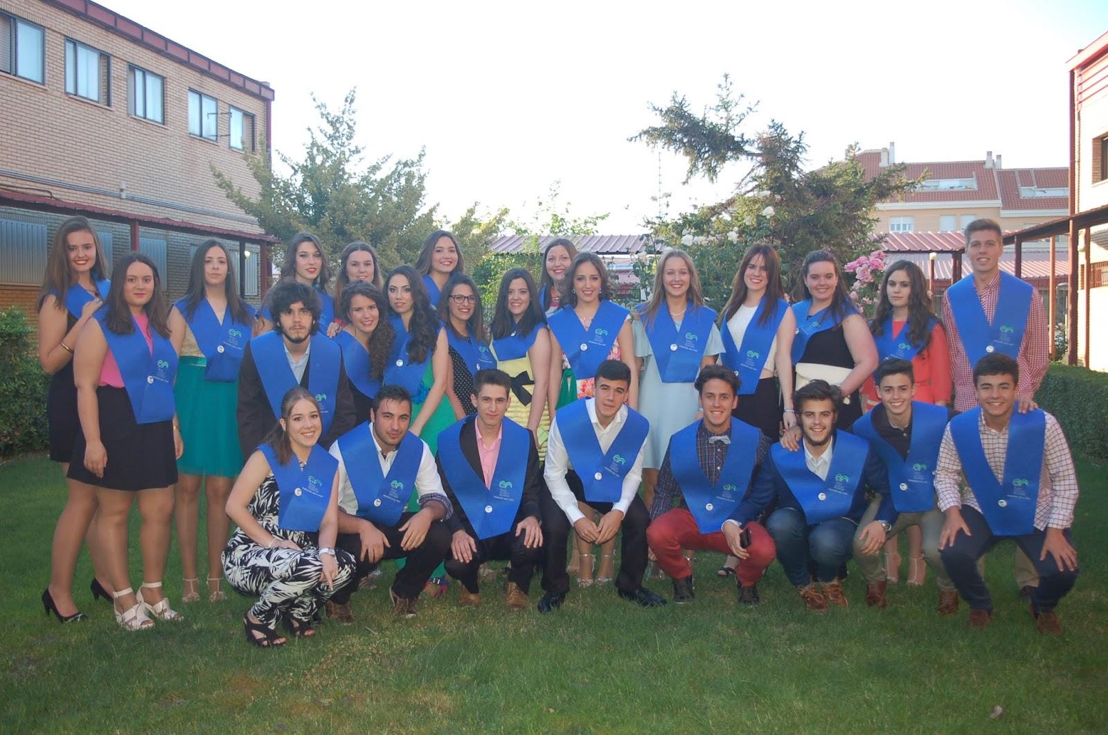 Graduación de Bachillerato (jun.2015)