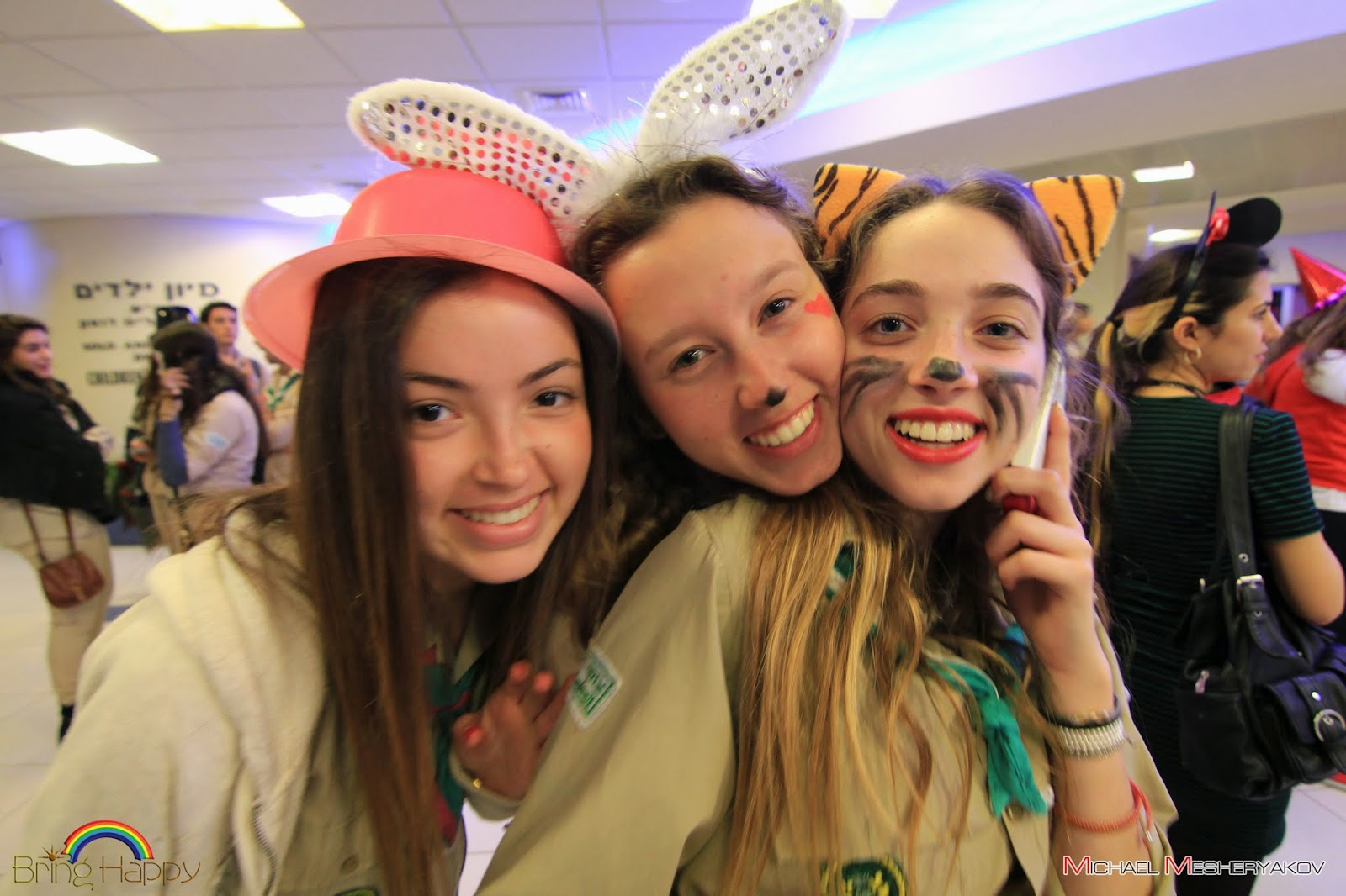 Purim Party 2014 Ichilov Hospital, Tel Aviv
