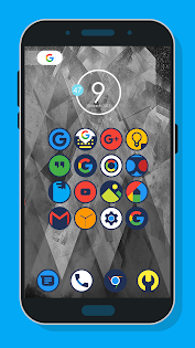 Aron Icon Pack screenshot