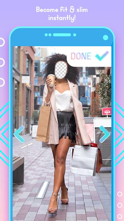 Body Shape Change Image Editor - Make Me Slim App APK Download