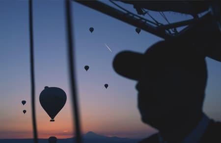 Yves Lannoy Ballooning