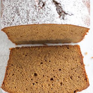 Gingerbread Pound Cake.