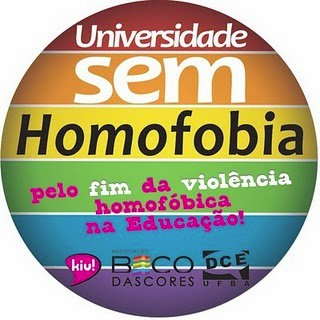 Universidade sem Homofobia