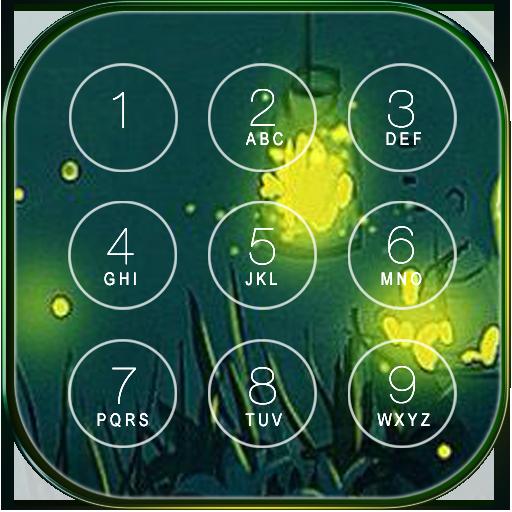 Firefly Lock Screen Icon