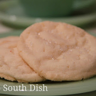Old Fashioned Sugar Cookies.