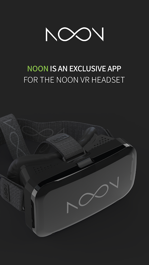 NOON VR – 360 video player- screenshot