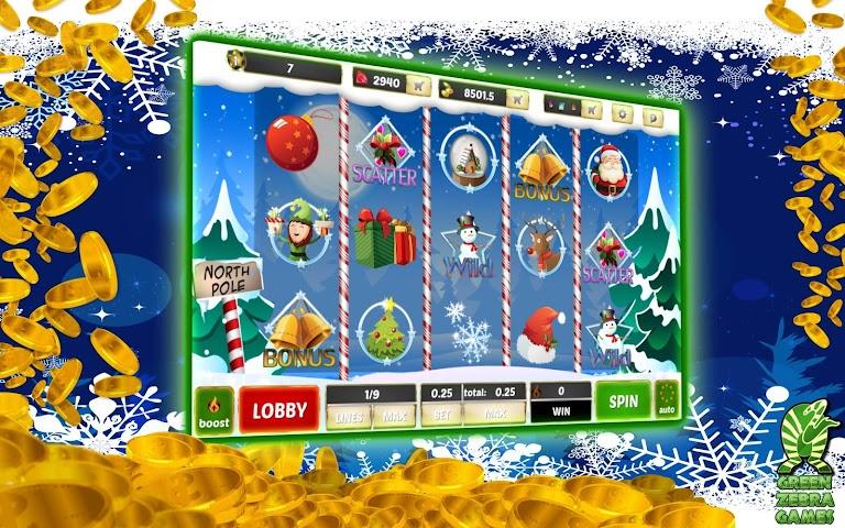 android Winter Wonderland Slots Screenshot 5