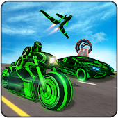 Light Bike Stunt Transform Car Driving Simulator Android APK Download Free By Games Astra