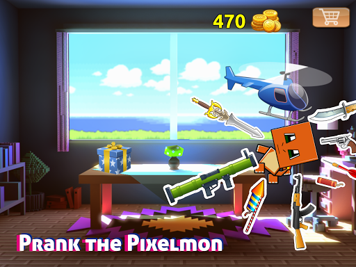 Kick the Monster - Pixelmon edition 1.2 screenshots 5