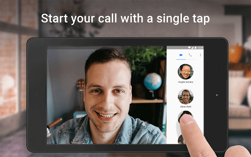 Google Duo - High Quality Video Calls 39.1.213443905.DR39_RC19 screenshots 8