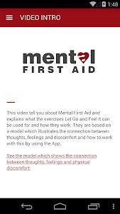 Mental First Aid screenshot 0