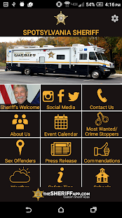 Spotsylvania Sheriff's Office- screenshot thumbnail