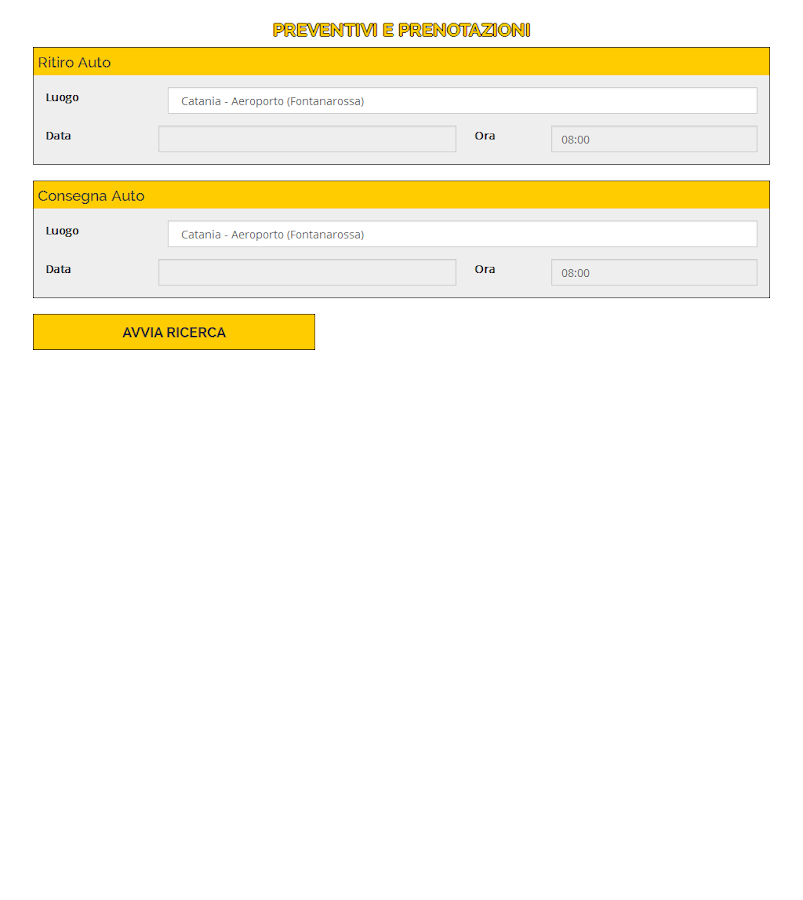 OS Car Rental- screenshot