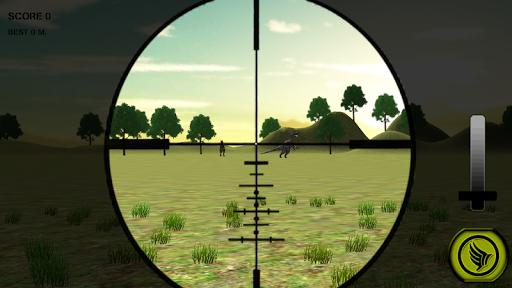 Dino Hunting Jurassic Sniper3D