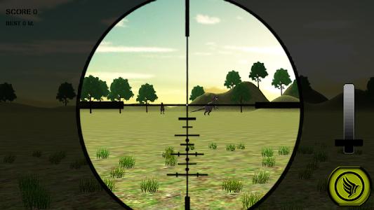 Dino Hunting Jurassic Sniper3D screenshot 0