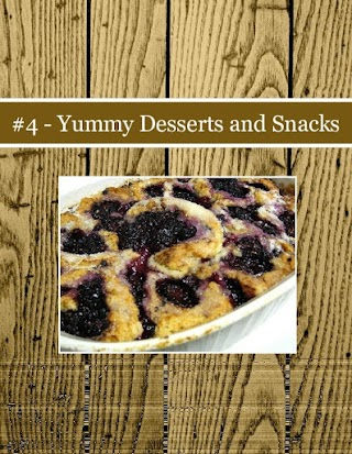 #4 - Yummy Desserts and Snacks
