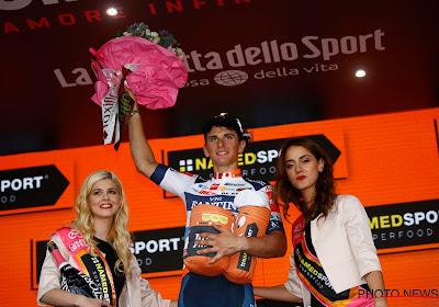 Ritwinnaar uit de Giro en zijn ploegmaats mogen definitief op zoek naar nieuwe werkgever