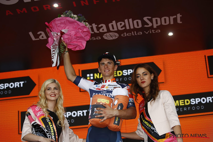Ploeg van Giro-ritwinnaar dreigt te verdwijnen