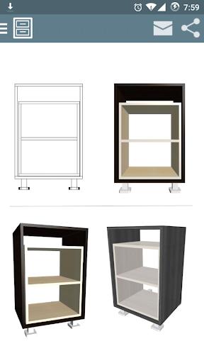 Diseños De Muebles En MDF