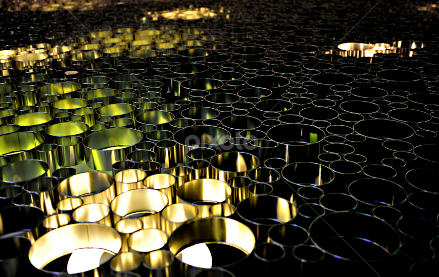 light diamonds by Alex D.  Veriga - Abstract Patterns ( pwcabstractdiamonds-dq )
