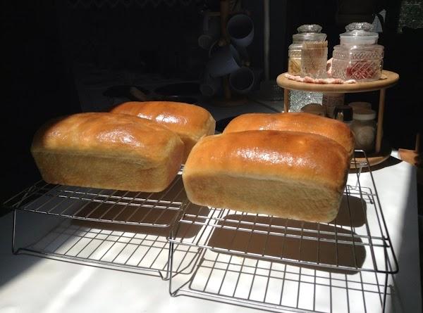 Mama's Potato Bread Recipe