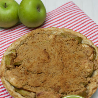 French Apple Pie.