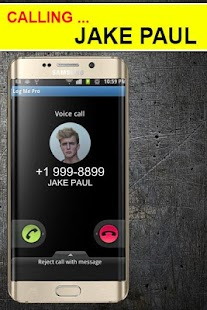 Call from Jake Paul - náhled