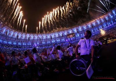 Paralympische Spelen eindigen met knallende slotceremonie én minuut stilte