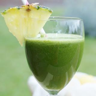 Dandelion Green Juice.