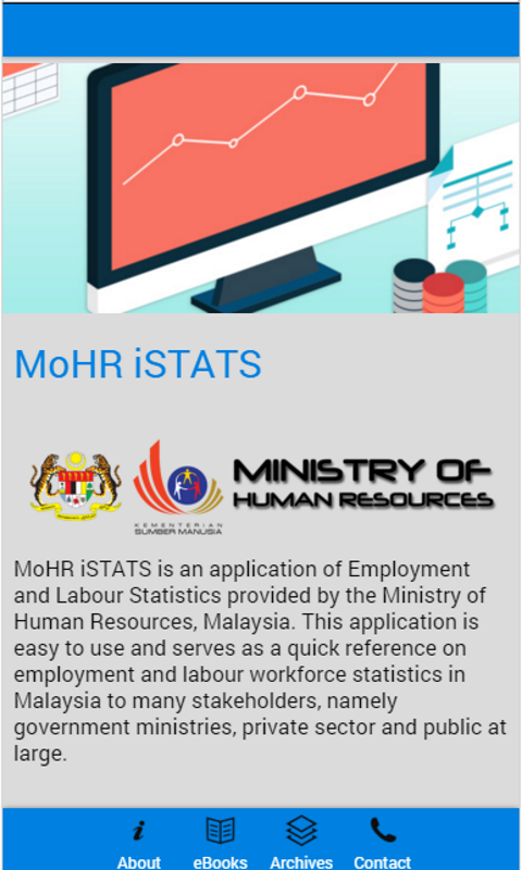 MOHR iSTATS- screenshot