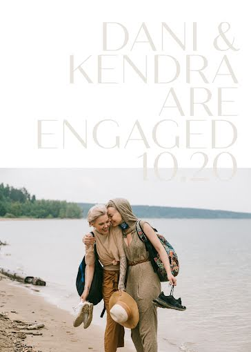 Dani and Kendra - Wedding template