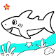 Baby Shark Coloring and Drawing Download on Windows