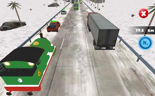 Thomas the Racing Train - náhled