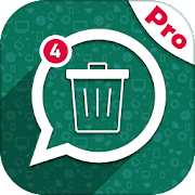 WhatsDeleted Pro: Deleted Messages & Status Saver