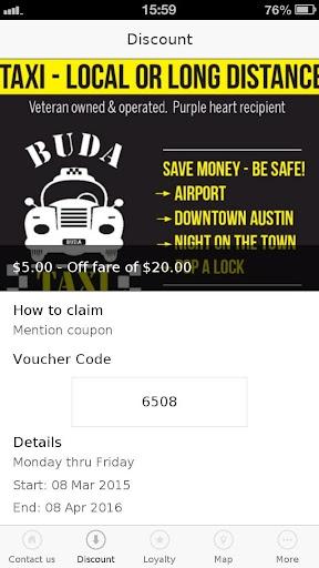 Buda Taxi LLC