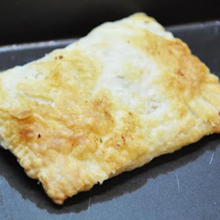 Baked Cheese Pastry.