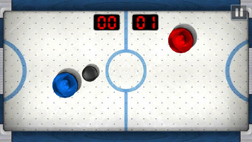 Ice Hockey 3D screenshot 9
