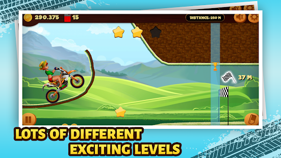 Road Draw: Hill Climb Moto Race- screenshot thumbnail
