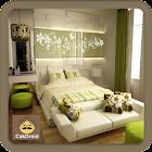 Schlafzimmer Design-Ideen icon