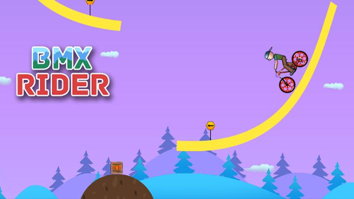 BMX Rider - screenshot