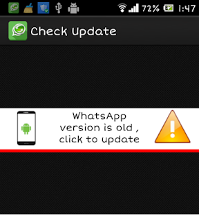 App Update Check for Whazzap APK for Windows Phone
