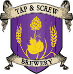 Logo for Tap & Screw Brewery