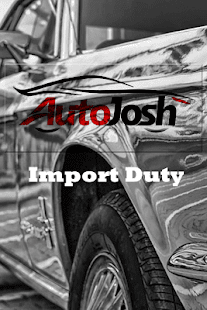 Nigerian Car And Vehicle Import Duty- By Autojosh - náhled