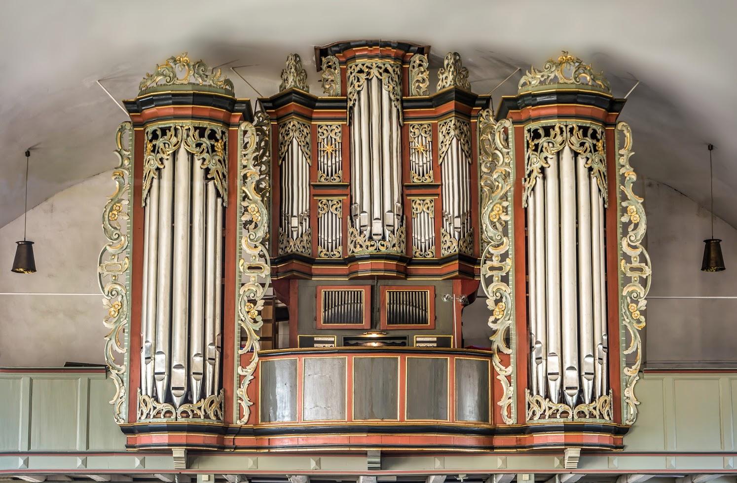 Erasmus-Bielfeldt-Orgel in Osterholz-Scharmbeck