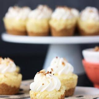 Coconut Cream Pie Cookie Cups.