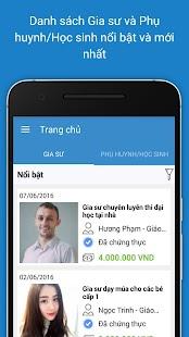 VTutor - Gia sư Việt - náhled