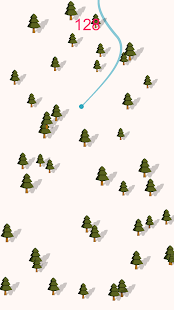Chilly Snow Ski Screenshot