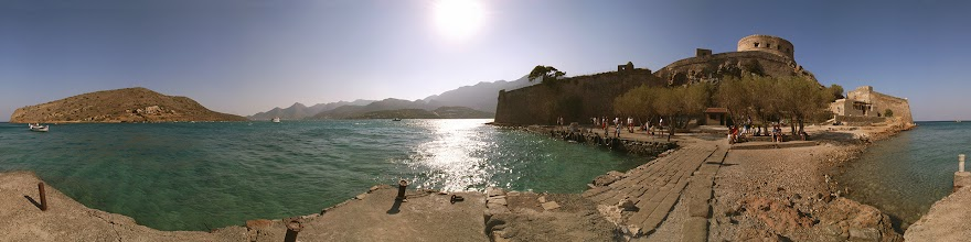 Photo: Greece, Crete, Spinalonga