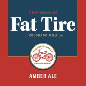 Logo of New Belgium Fat Tire