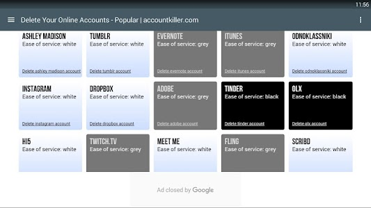 Download Account killer APK latest version 1 1 for android